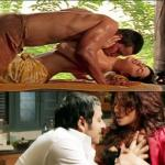 Intimate Scenes Are Hit In Bollywood!
