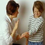 Smacking children makes them behave aggressive!