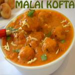 Spicy Malai Kofta...