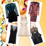 Top five dresses to Sizzle this CHRISTMAS party!