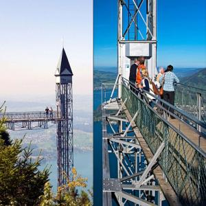 10 Amazingly scariest lifts in the world