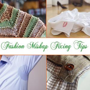 10 Fashion Mishap Fixing Tips for Clothes