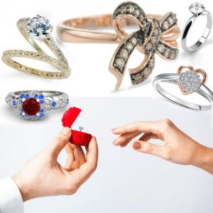 10 lovable Engagement Rings of 2014