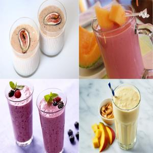9 Amazingly delicious Smoothies to be made at home