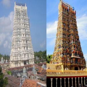6 Magnificent temples every one must visit in South India
