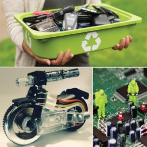 6 Creative Things to do with your old electronics