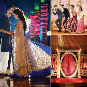 Beautiful Stage Decor Ideas for Indian Wedding
