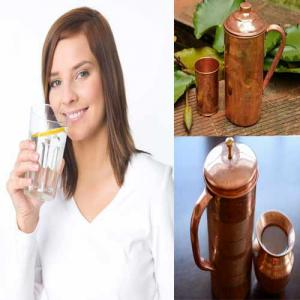 World Health Day: 5 Benefits of drinking water kept in Copper vessels
