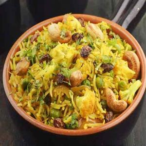Recipe to make Delicious Shahi Pulao