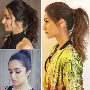 Perfect hairstyles that will save your hair on a rainy days
