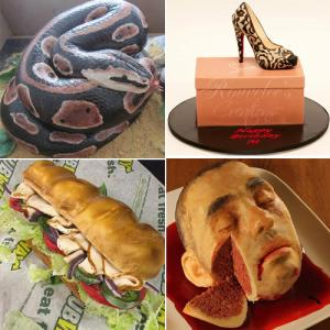 The optical illusion cakes that will amaze you