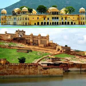 Famous tourist places to visit in Rajasthan