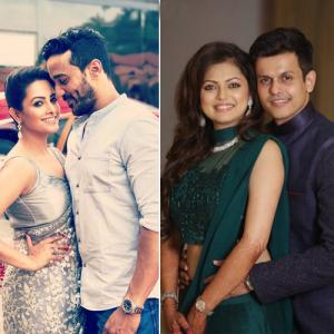TV celebs who married non actors