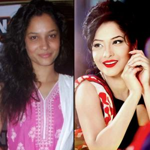 Shocking pictures of TV actresses without makeup