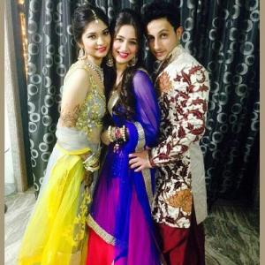 Domestic violence case filed against Sanjeeda Shaikh and her family