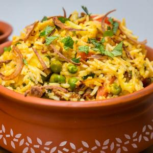 Recipe: How to make vegetable biryani