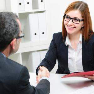How to behave during an interview
