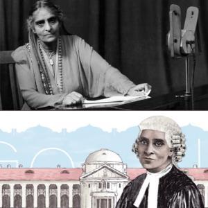 Google Doodle honours Cornelia Sorabji, India's 1st female advocate