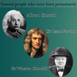World Prematurity Day: Famous people who were born prematurely