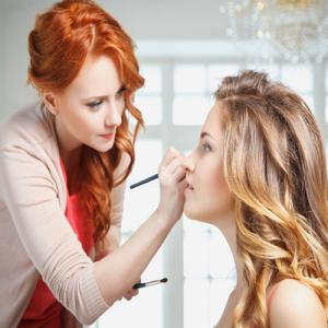 Career as Beautician