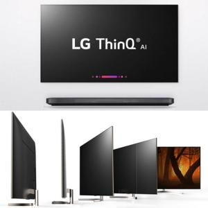 LG unveils ThinQ OLED, UHD TVs with AI technology