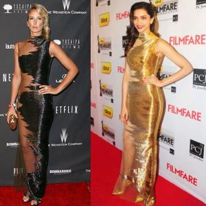 Deepika Padukone is costume copy-cat, have a look