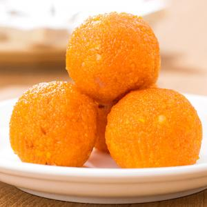 How to make Boondi laddu at home