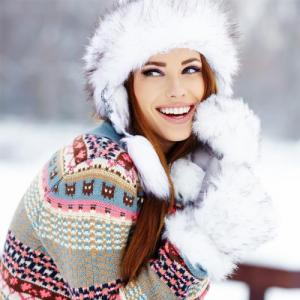 Moisturize the skin naturally this winter