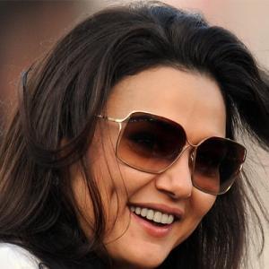 Dimpled girl Preity Zinta's journey from Kya Kehna to Bhaiaji Superhit