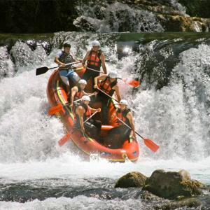 7 Best places for river rafting in India