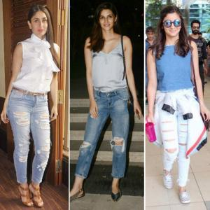 8 Easy ways to make ripped jeans at home