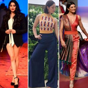 5 Bollywood celebs bringing in a new style culture in these outfits