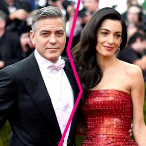 George Clooney and Amal heading for a  520 million divorce! fef3248c3b56