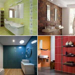 Tips for choosing the perfect bathroom tiles
