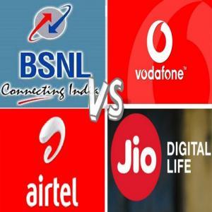 Airtel vs Jio vs Vodafone vs BSNL: Best prepaid recharge plans under Rs 200