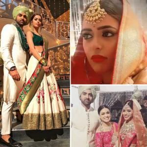 Divya to replace Lavanya in mandap and marry Rakshit