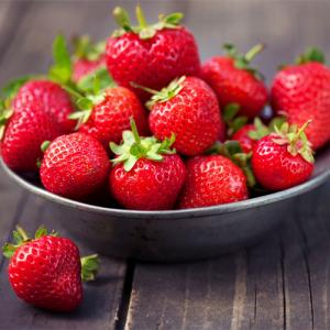 Sweetheart Strawberries Recipe