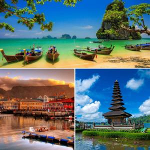 Cheapest exotic destinations of world to travel in 2019, even student can afford