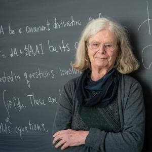 Karen Uhlenbeck becomes first woman to win Abel Prize for maths