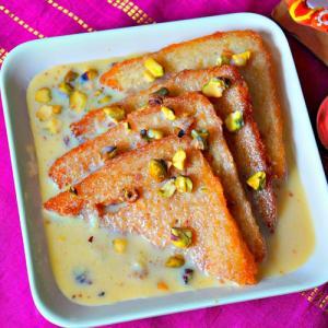 Ramadan special recipe: How to make Shahi tukda