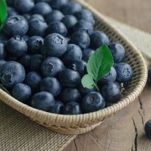 Study: Eating Blueberries Improve Heart Health