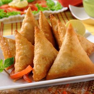 Recipe: How to make Kheema Samosa