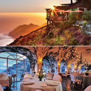 Amazing restaurants with the world's most scenic views