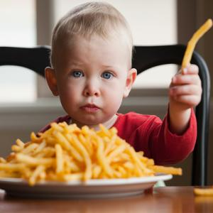 Study: Junk food consumption ups allergy risk
