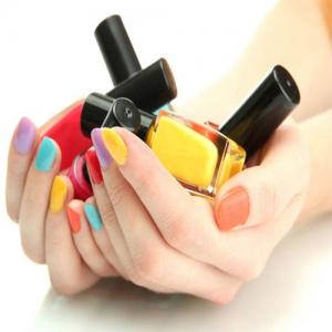 Clever things to do with nail polish