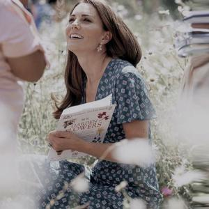 Kate Middleton wears Rs 700 earrings during visit to flower show