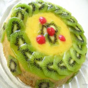 Kiwi fruit cake recipe