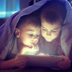 Too much screen time increases obesity risk for children