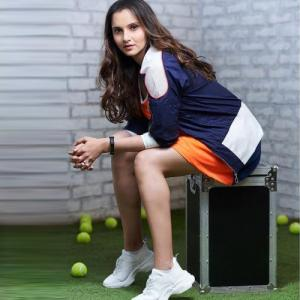 Sania Mirza's post-pregnancy weight loss secrets: How she lost 26kg in 4 months