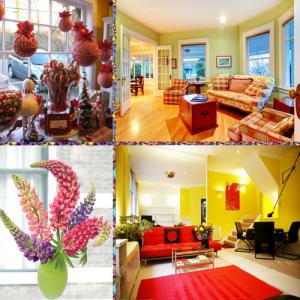 4 Ideas: Brighten up your home this festive season with unique color theme